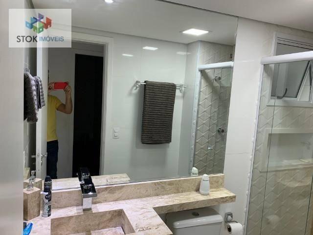 Apartamento com 3 dormitórios à venda, 83 m² por R$ 605.000 - Jardim Flor da Montanha - Gu - Foto 11