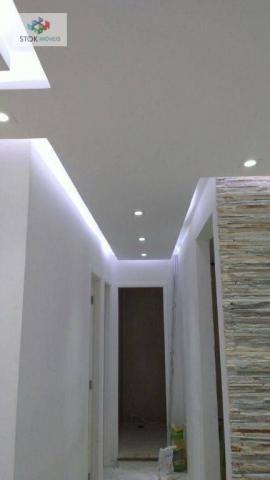 Apartamento com 2 dormitórios à venda, 50 m² por R$ 255.000,00 - Jardim Cocaia - Guarulhos - Foto 10