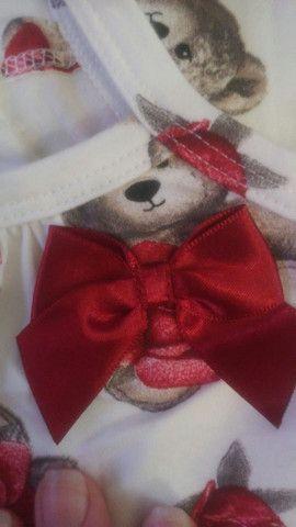 Vestido ursinha  - Foto 4