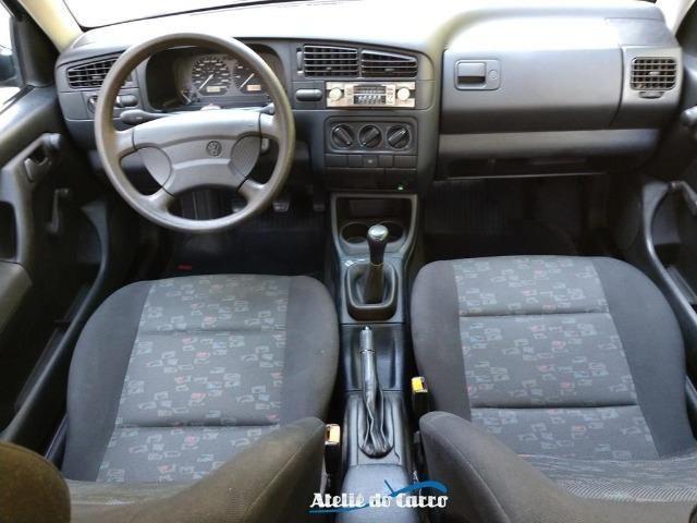 Golf GL 1.8 Mi 1997 45.000 km Originais - Único Dono - Ateliê do Carro - Foto 11