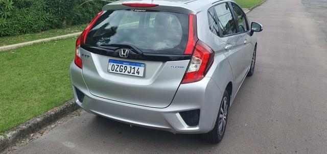 Honda fit estado de zero km - Foto 8