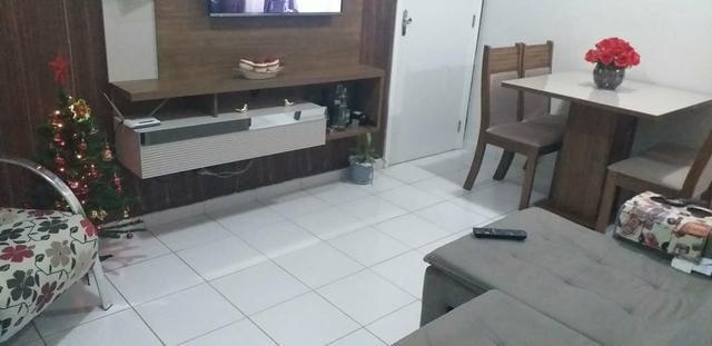 Alugo apartamento com móveis planejados no condomínio parque viver estilo.? - Foto 2