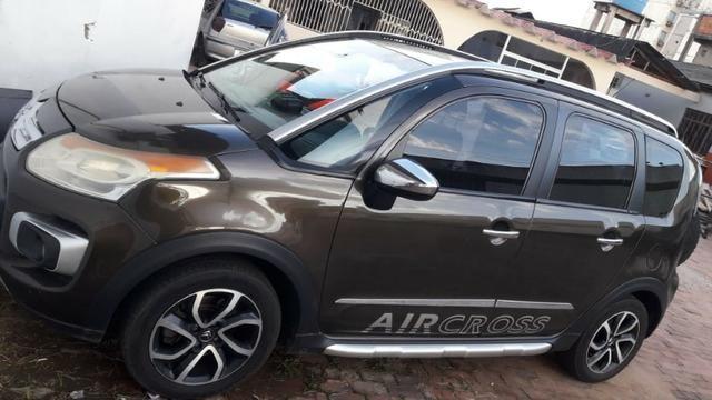 '' Lindo Aircross Exclusive 1.6 16V Flex Automático 2012/2012, completo '' - Foto 3