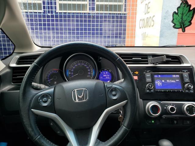 Vendo Honda FIT 1.5 EXL 2015 - Foto 3