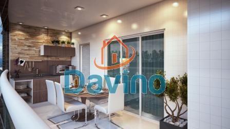 Apartamento com 2 dorms em Praia Grande - Guilhermina por 270 mil à venda - Foto 5