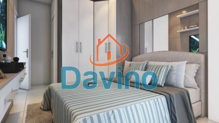Apartamento com 2 dorms em Praia Grande - Guilhermina por 270 mil à venda - Foto 2