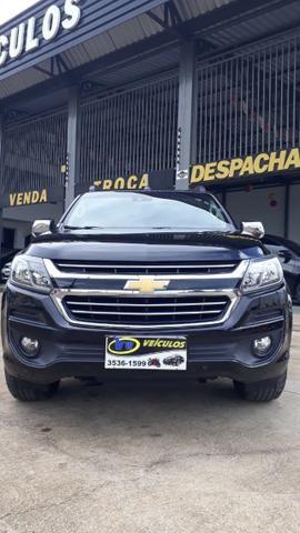Chevrolet - S10 LTZ 4x4 - 2017