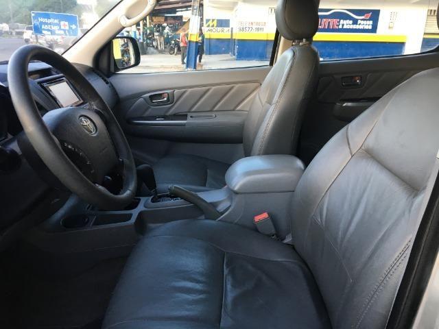 Toyota Hilux SRV 3.0 Turbo 4X4 Aut 2011 R$ 76.900,00 - Foto 9