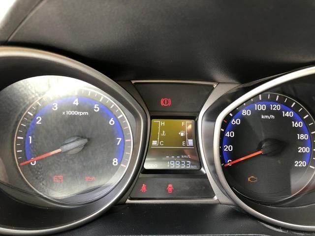 Vendo ou Troco Hyundai Hb20 1.0 Unique Flex 5p - Foto 2