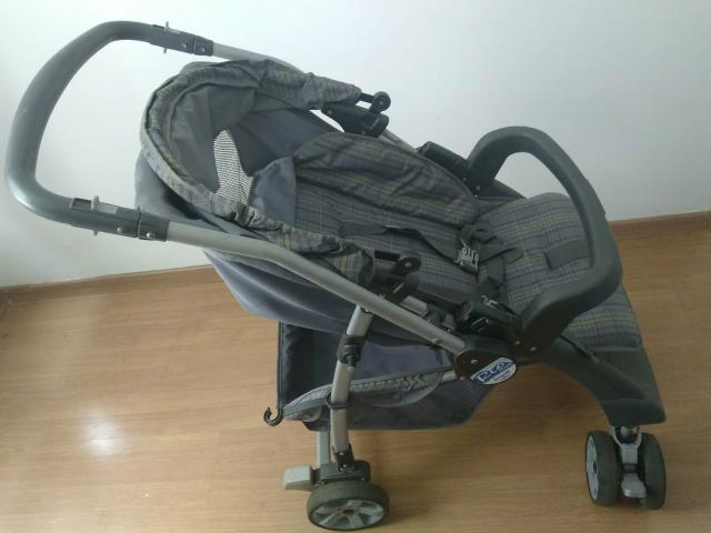Carrinho e bebê conforto - Foto 6