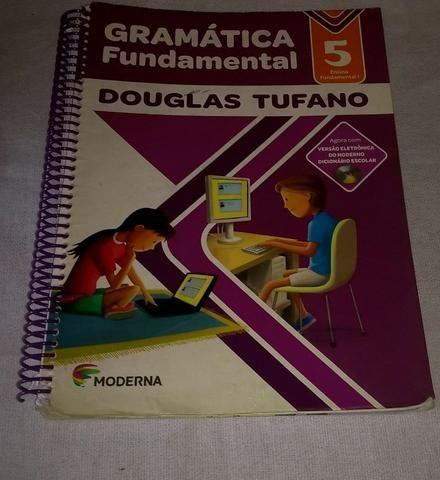 Livro- buriti gramática 5 ano (seminovo)