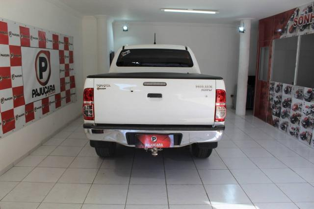 HILUX 2014/2015 3.0 SRV TOP 4X4 CD 16V TURBO INTERCOOLER DIESEL 4P AUTOMÁTICO - Foto 11