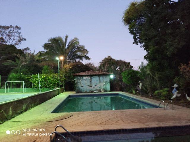 Aluguel quadra com piscina/churrasq - Foto 5