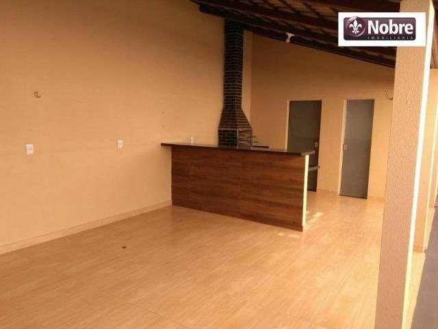 Casa com 3 dormitórios sendo 2 suite à venda, 129 m² por R$ 280.000,00 - Plano Diretor Sul - Foto 14