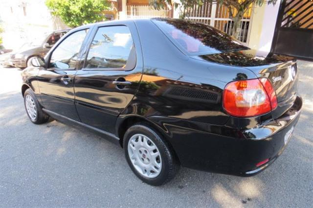FIAT SIENA 1.0 MPI FIRE 8V FLEX 4P MANUAL - Foto 4