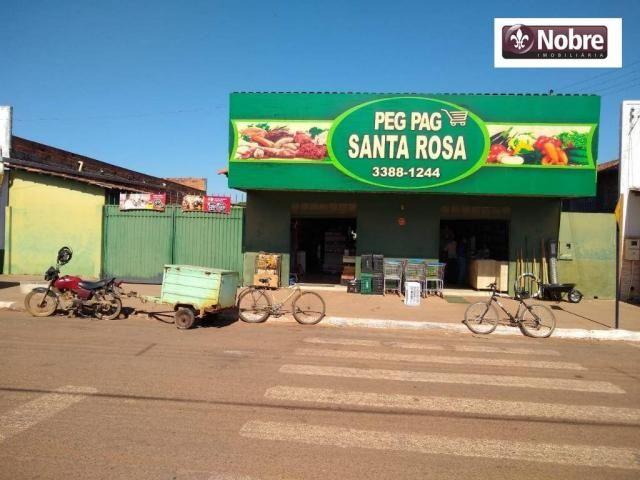 Galpão à venda, 700 m² por R$ 800.000,00 - Zona Rural - Santa Rosa do Tocantins/TO