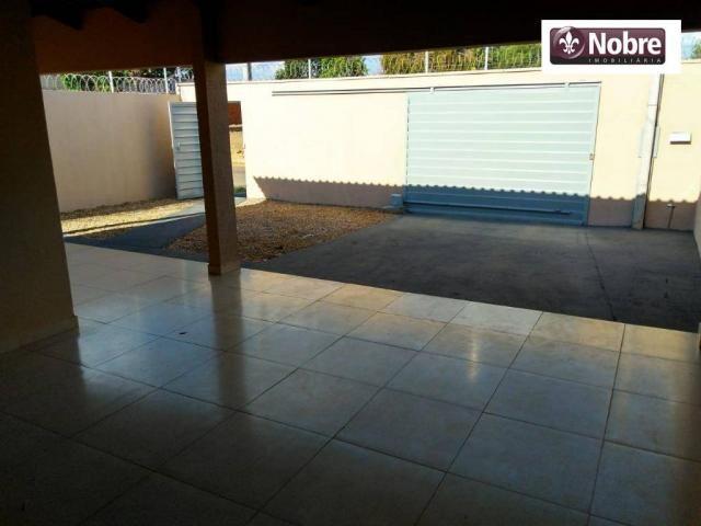 Casa com 3 dormitórios sendo 2 suite à venda, 129 m² por R$ 280.000,00 - Plano Diretor Sul - Foto 2