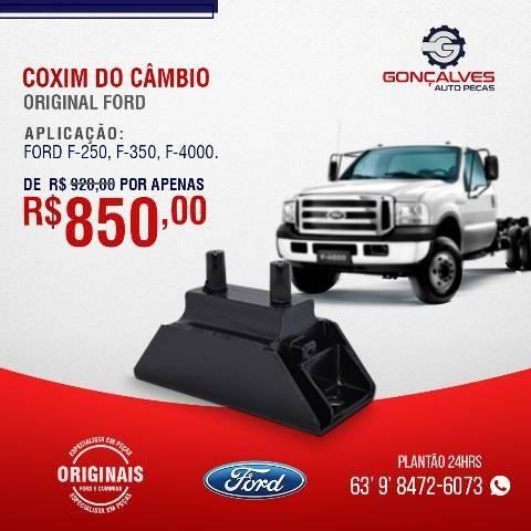 COXIM DO   CÂMBIO ORIGINAL FORD