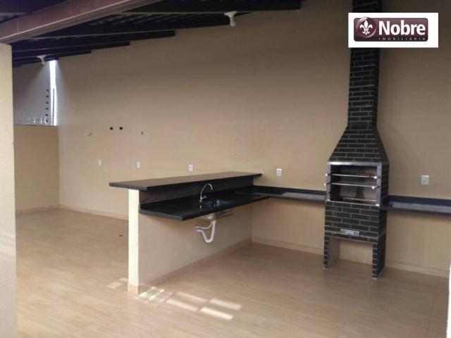 Casa com 3 dormitórios sendo 2 suite à venda, 129 m² por R$ 280.000,00 - Plano Diretor Sul - Foto 13