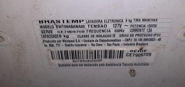 Lava-roupa Brastemp 10kg - Foto 3