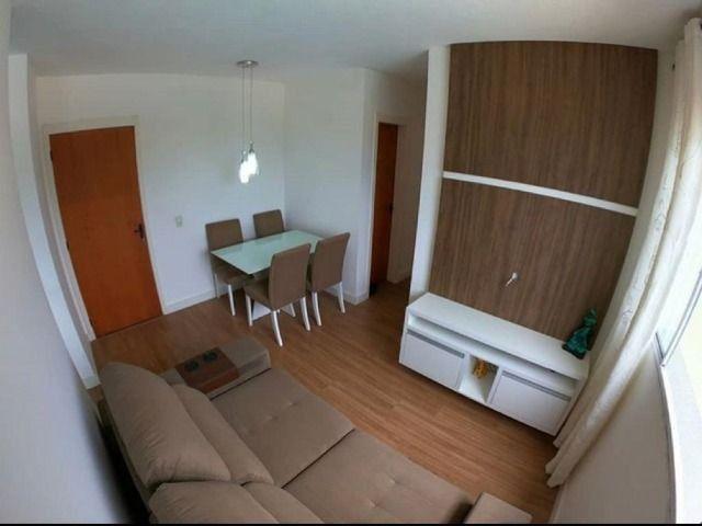 WC - >> Apartamento 2 Quartos Cond. Vista de Manguinhos - R$ 125.000,00 - Foto 3