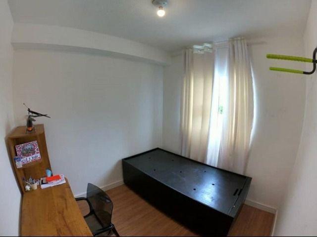 WC - >> Apartamento 2 Quartos Cond. Vista de Manguinhos - R$ 125.000,00 - Foto 5