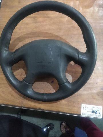 Volante de direção com bolsa airbag da L200 Outdoor / Bola - Foto 3