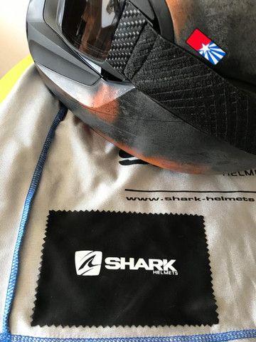 Capacete Shark Vancore 2 Flare Mat - Foto 6