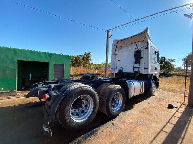 Scania 124 R420 6x2 - Foto 5