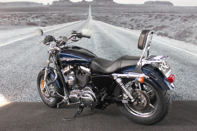 Harley davidson xl 1200 custom 2014/2014 - Foto 4