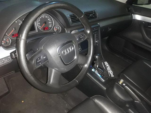 Audi A4 2007 1.8T  blindado  - Foto 10