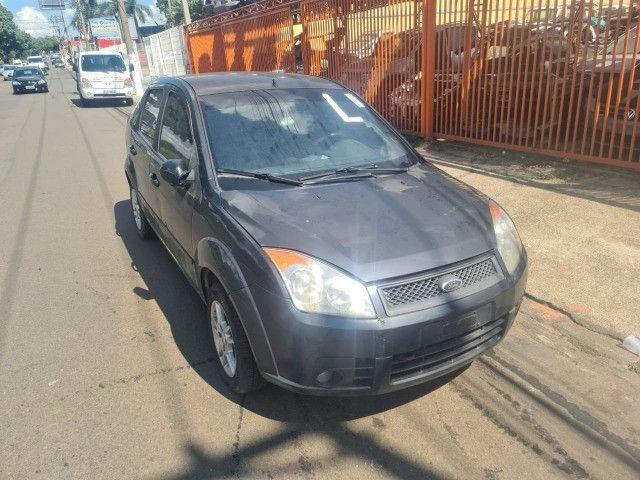 Peças para ford fiesta 2010 1.6, motor, cambio, alternador, compressor - Foto 2