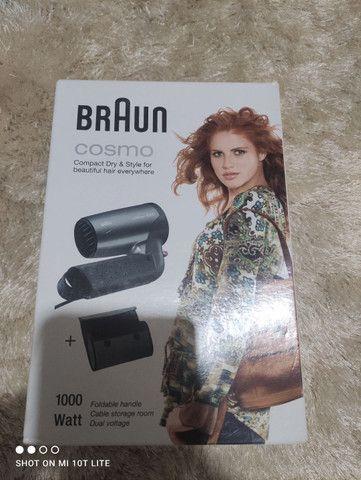 Secador Braun original