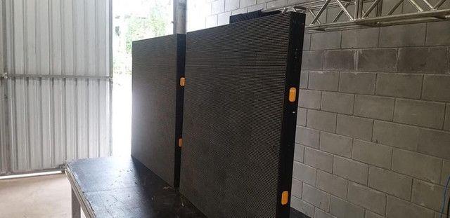 Painel de led 2x1 P6 Indoor R$7.300,00