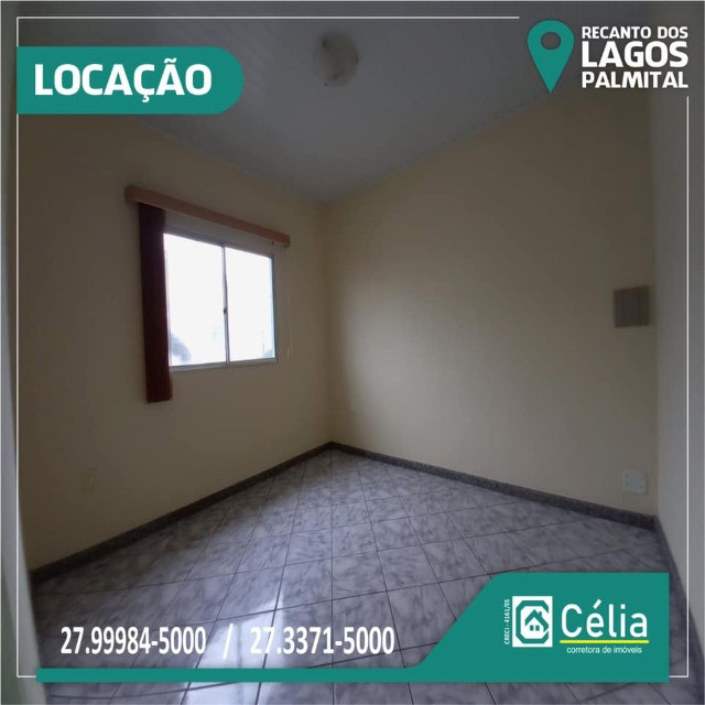 Apartamento no Recanto dos Lagos / Palmital - Locação - Foto 3