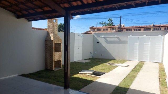 Casa Plana Nova Pronta Para Morar  - Foto 2