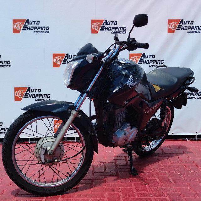 Honda cg fan es 125 2014