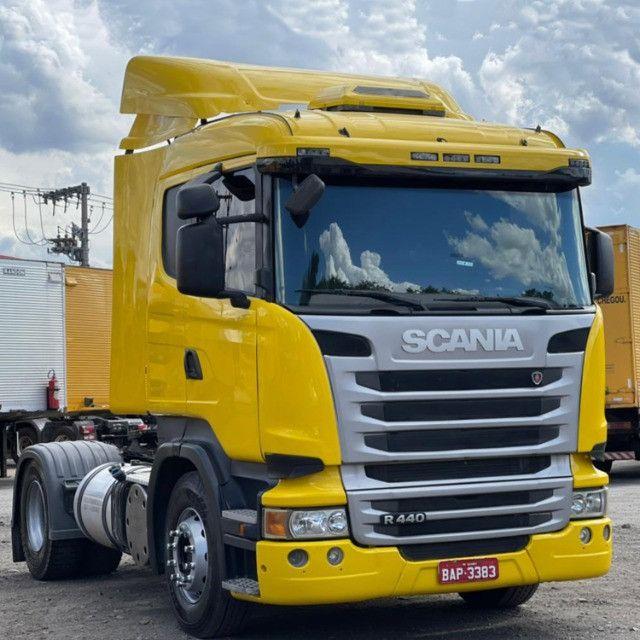 Scania R440 - 2014/14 - 4x2 (BAP 3383) - Foto 2