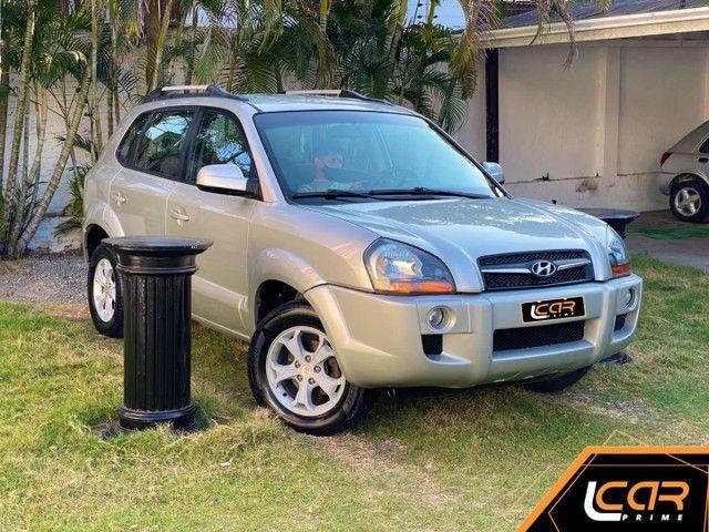Hyundai Tucson  GLS / 2.0 flex Aut / Extra!