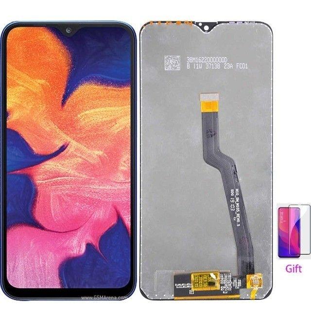 Troca de Tela Completa Samsung A10 - Cia Do Smart