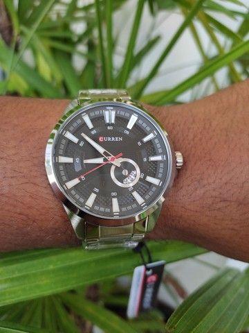 Relógio Curren original - Foto 5