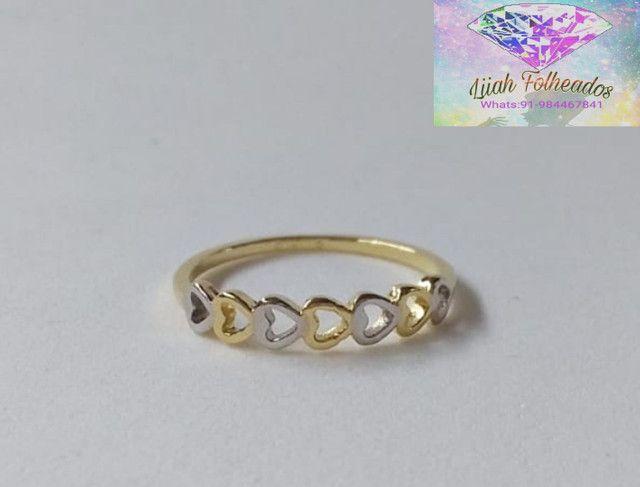 Semi jóias e folheados - Foto 4