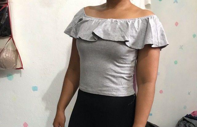 Blusa ombrinho