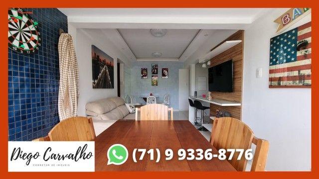 Bosque Patamares - Apartamento impecável 2 quartos, sendo uma suíte em 65m²  - (R2) - Foto 3