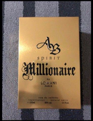Perfume millionaire lomani novo 200ml