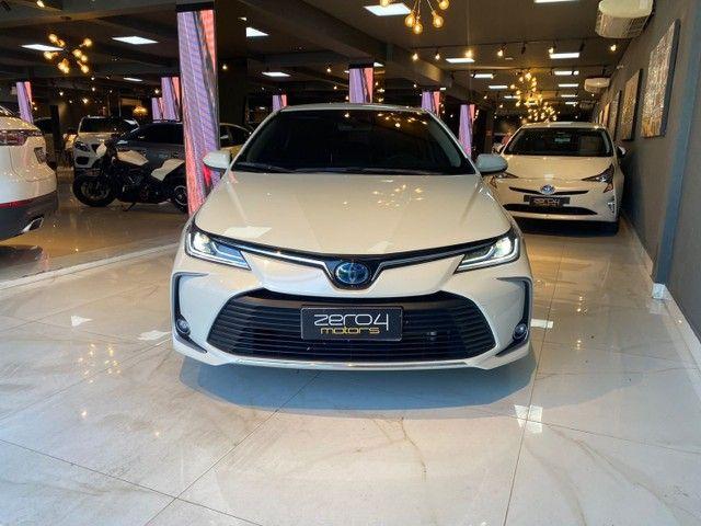 Toyota Corolla Altis 1.8 Hybrid 2020,Configuração Linda,Impecável  - Foto 5