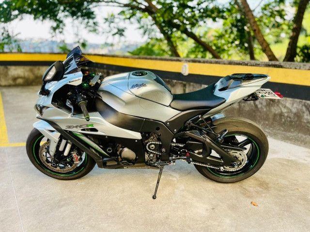 Kawasaki Ninja ZX10R 18/18 Impecável - Foto 6
