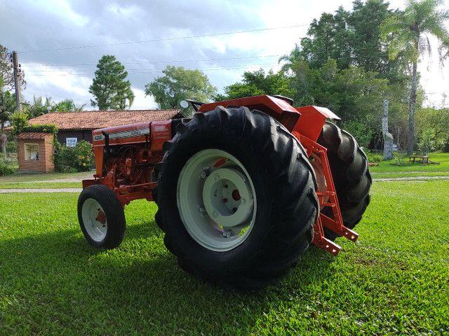 Trator Agrale 4200 com roçadeira - Foto 3