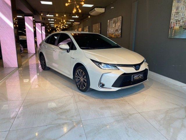 Toyota Corolla Altis 1.8 Hybrid 2020,Configuração Linda,Impecável  - Foto 15