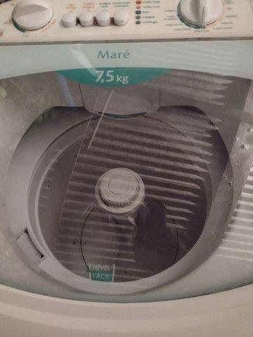 Vendesse máquina de lava roupa - Foto 2